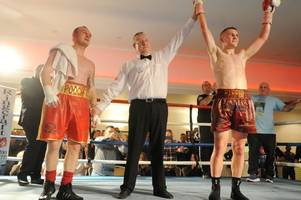 gloucestershire boxer adam harper to fight in australia for the commonwealth title