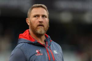 johan ackermann feared sad end with lions ahead of gloucester move