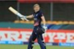 Devon cricketer leads England to World Cup victory then says:...