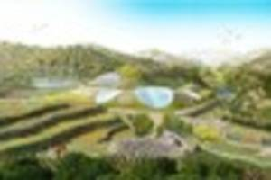 eden project to build new biomes in china, australia and new...