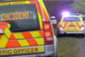 major operation on the b3247 near millbrook as several people...
