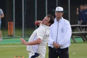 Osmond sets new bowling record in Cleethorpes victory over Sheffield & Phoenix United