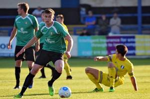two more released at gainsborough trinity as former leeds united striker is given another chance to impress