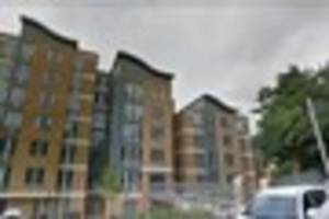 Cladding on Upper Norwood flats for homeless people fails...
