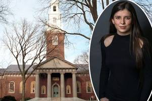 ellie laird is going to study at two top ivy league universities this summer