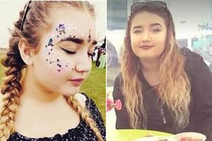 Family of 15-year-old girl who died after taking 'legal high' urge other youngsters 'not to make the same mistake'