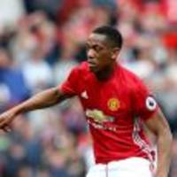 Jose Mourinho challenges Anthony Martial to step up after moment of brilliance