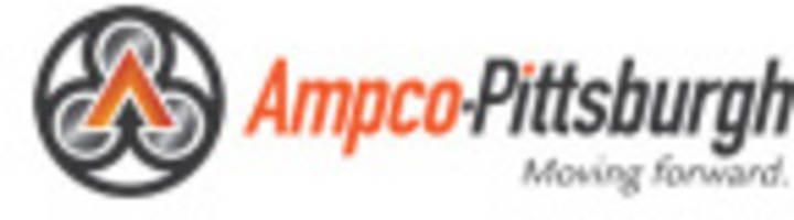ampco-pittsburgh second quarter results conference call