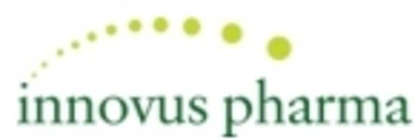 innovus pharma announces combined launch of apeaz™ cream for arthritis pain relief, and arthrivarx™, a supplement designed to maximize and support joint health
