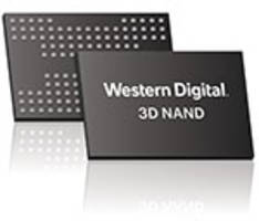 Western Digital Announces Four-Bits-Per-Cell (X4) Technology on 3D NAND