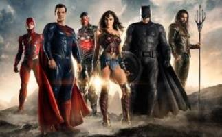 video! justice league's comic con trailer brings back the age of heroes