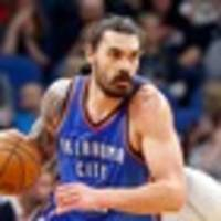 steven adams linked with move to knicks