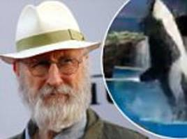 James Cromwell is arrested at SeaWorld during PETA protest
