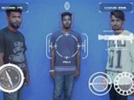 mobile gun android app lets you shoot anyone on your phone
