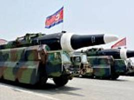 North Korea's trumpeted ICBM is 'too SMALL to reach US'