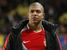Real Madrid 'agree £160m deal for Kylian Mbappe'
