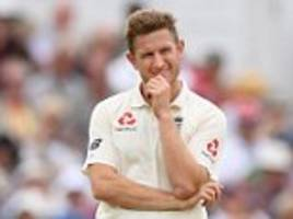 struggling liam dawson to have another spin for england