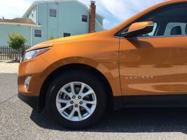 the chevy equinox is a comfy and spacious suv that won't break the bank (gm)