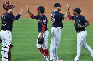 Indians look for five straight in Angels opener