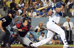 twins drop to .500 after 6-4 loss to dodgers