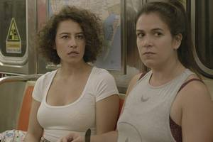 'broad city' duo explain bleeping trump's name: we didn't 'want to hear the word'