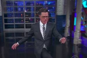 colbert goes 'goodfellas' billy batts in anthony scaramucci impression (video)