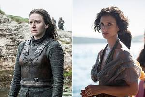 'Game of Thrones' Actresses Say Their Kiss Was Improvised – And for Good Reason