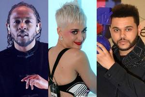 kendrick lamar, katy perry, the weeknd lead mtv video music awards nominations