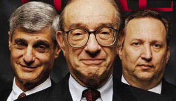 central bankers 'are' the crisis