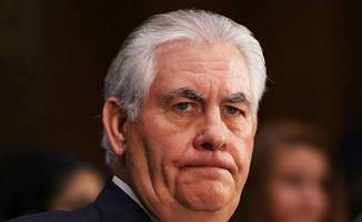 rexit?  tillerson reportedly considering early exit amid trump administration chaos