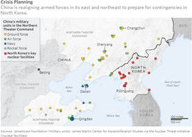 time is running out - china is planning for a crisis along north korean border