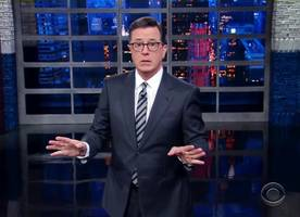 Stephen Colbert Mocks Anthony Scaramucci Hiring as New White House Press Secretary