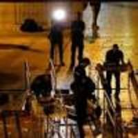 Israel removes metal detectors from holy site