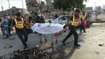 Suicide bombing calims 26 lives in Pakistan