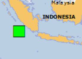 Green earthquake alert (Magnitude 5.5M, Depth:10km) in Indonesia 25/07/2017 23:23 UTC, About 1587 people within 100km.
