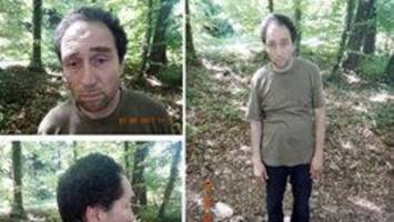 Suspect in Swiss chainsaw attack still at large