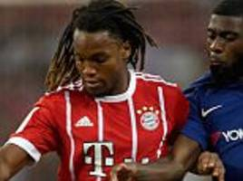 renato sanches admits he is ready to leave bayern munich