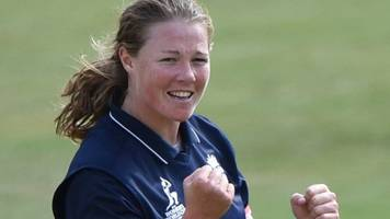 anya shrubsole: england bowler moves to a career-best seventh in the world