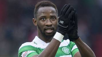 moussa dembele should stay at celtic and improve, says captain scott brown