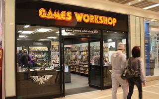 games workshop plays to win as profits double