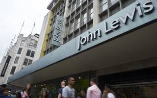 John Lewis gives rare boost to fashion sector with double-digit sales jump