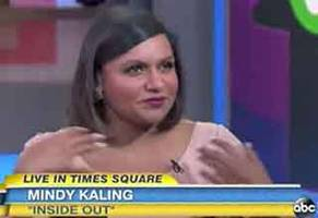 abc host puts his foot in his mouth when interviewing mindy kaling