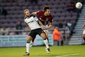 watch steve nicholson's verdict on derby county's defeat to northampton town