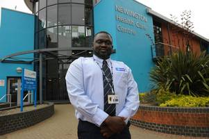 health and care awards 2017: why this friendly face at a hull health centre could win an award