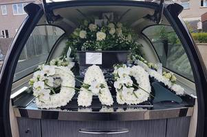 Hundreds attend funeral to say goodbye to Shaun Morgan, a much-loved family man