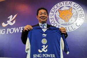 leicester are way behind premier league big dogs - you can put your shirt on it!
