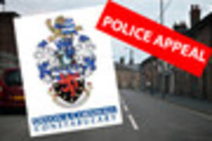 Robbery in Tiverton as man with blade pushes woman to the ground...