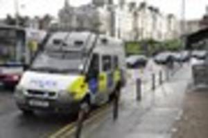 Woman arrested in murder probe after man's body found in...