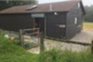 £3,700 electricity generator stolen from coldharbour...