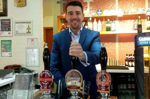 national brewery centre manager, david edwards, shares his pet hates and life goals